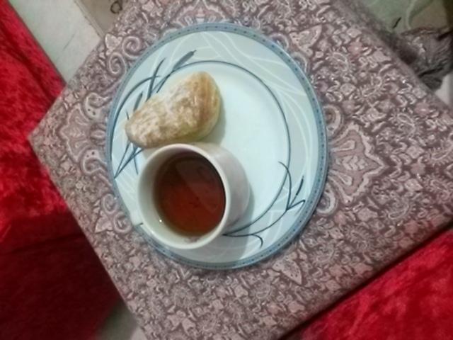 Tea & sweets