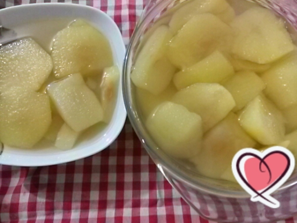 Apple compote(again)
