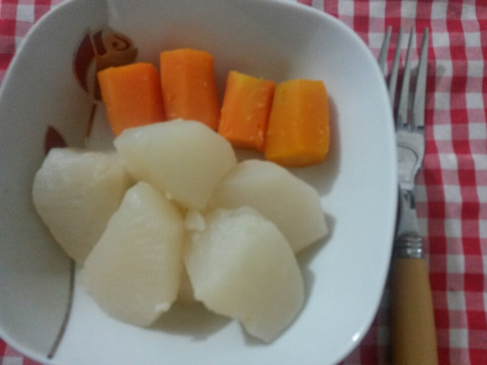 Turnip & Carrot