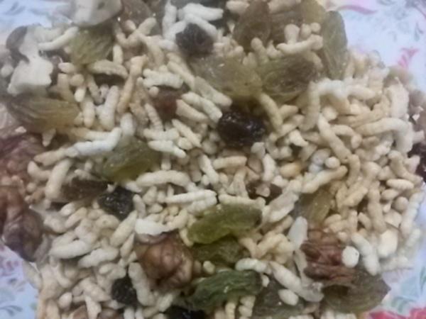 برنج سرخ شده (سیسمونی)