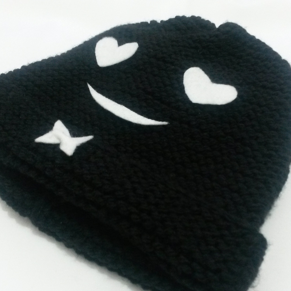 a smily hat for my love