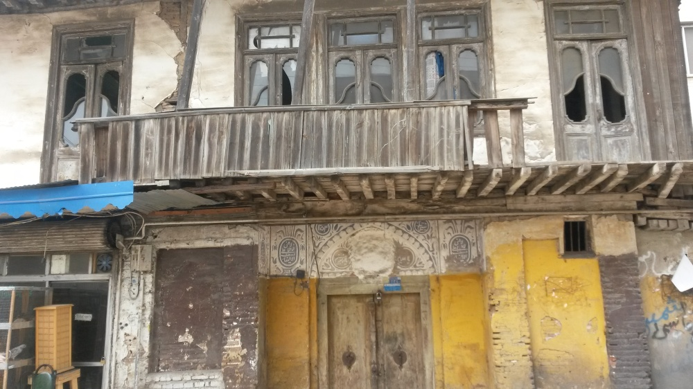 an old house (pir_saraa)