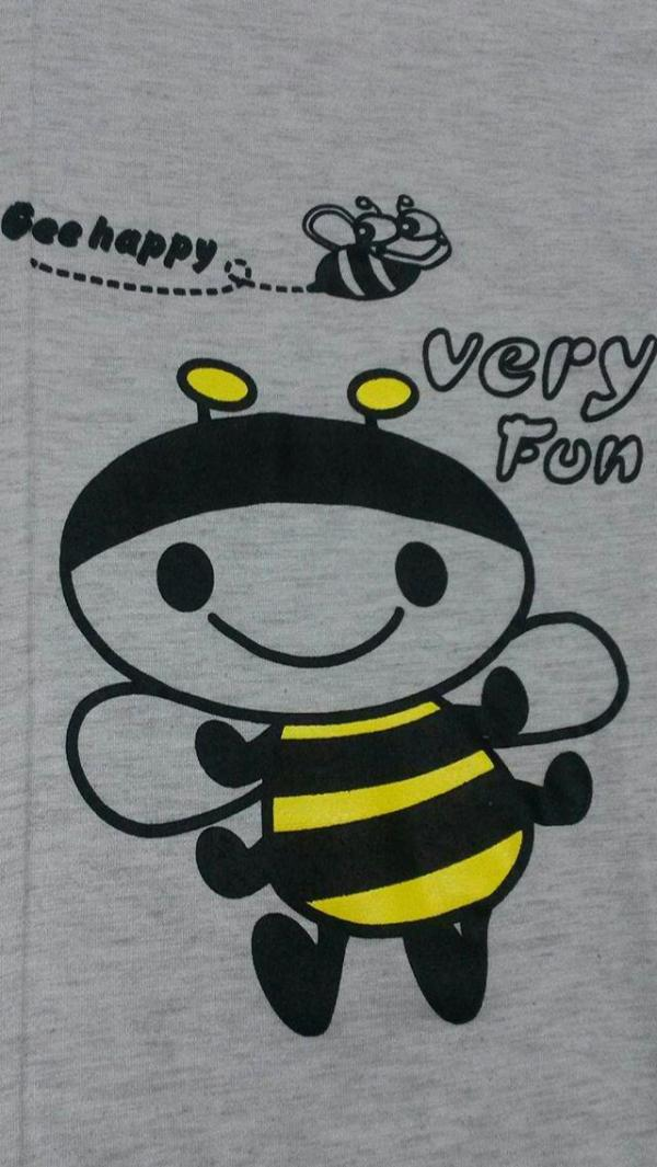 Bee Happy and  Very Fun