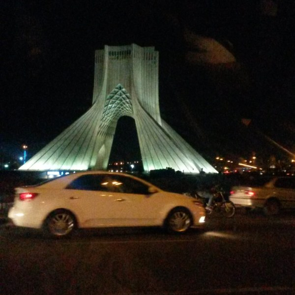 Goodbye Tehran
