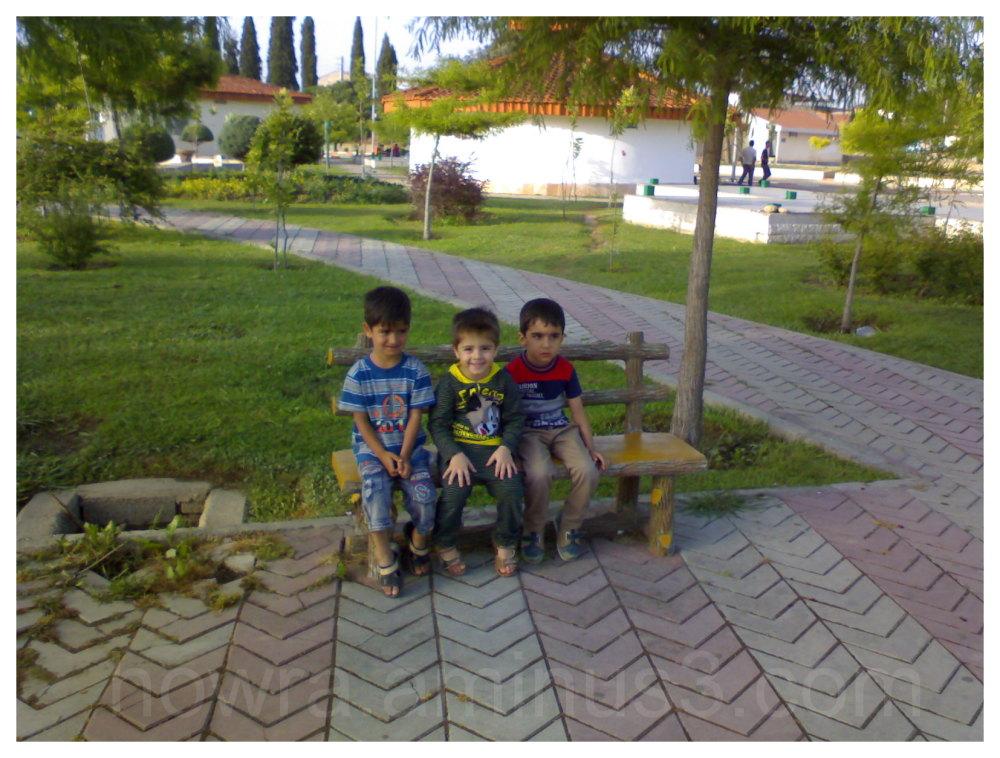 Little three friends