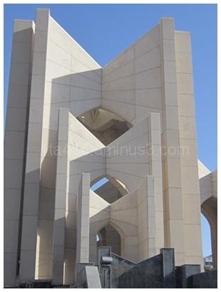 تبریز - مقبرة الشعرا
