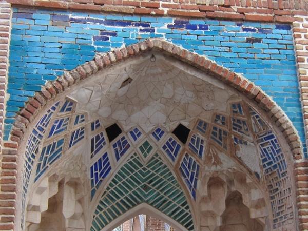 اردبیل - آرامگاه شیخ صفی الدین اردبیلی