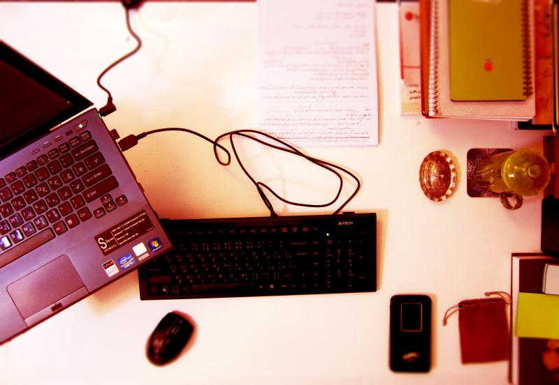 my workplace, the place I like :)
