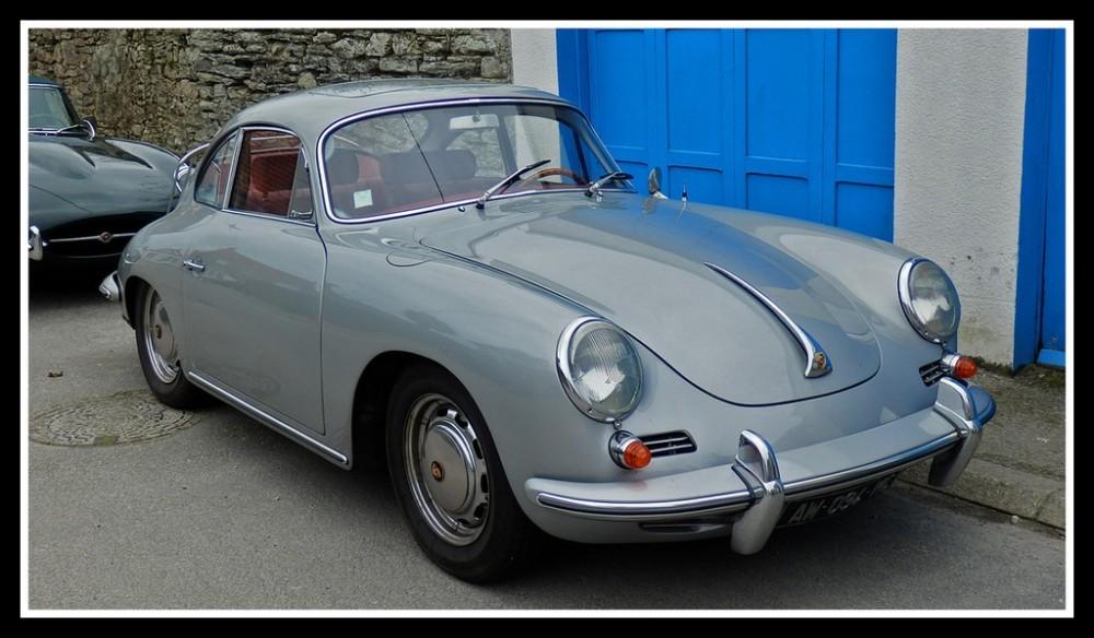 PORSCHE 90 DE 1963