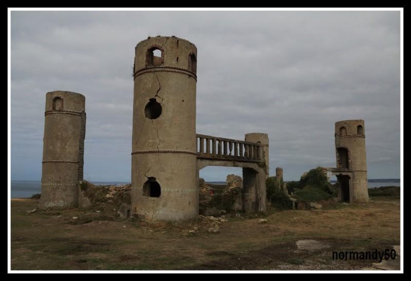 Ruines du manoir de Saint-Pol-Roux-le-Magnifique
