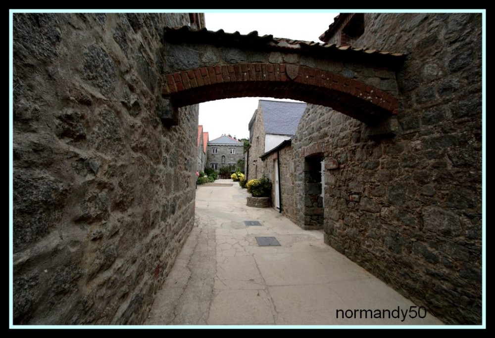 ILE ANGLO-NORMANDE : HERM