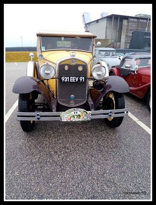 FORD : MODEL A   1931