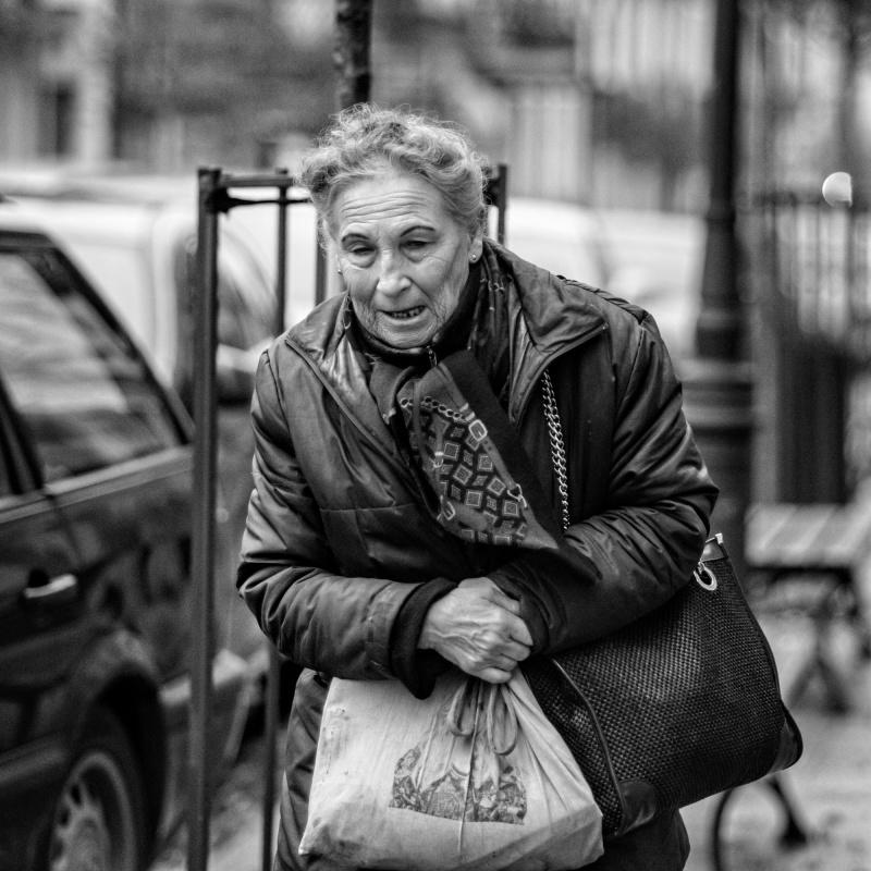 Street Portrait I
