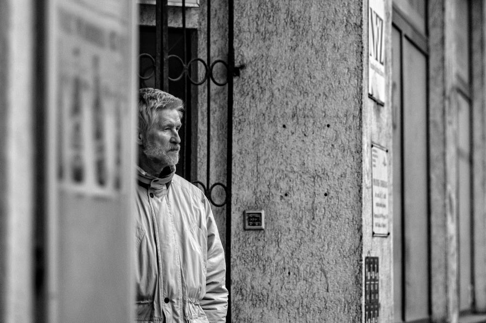 Street Portrait II