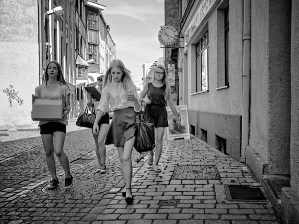 Girls' Time