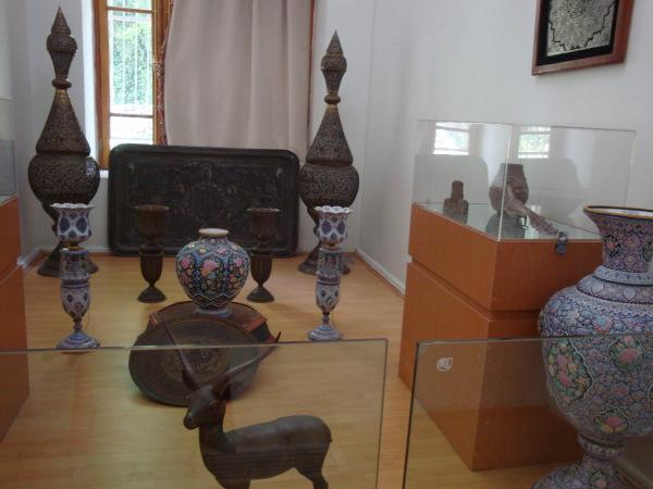 Saad Abad Palace Museum, Tehran, Iran