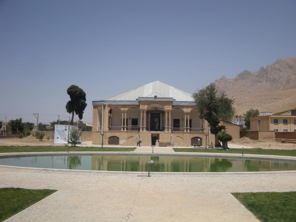 Castle Sardar Assad Bakhtiari. Shahrekord. Iran