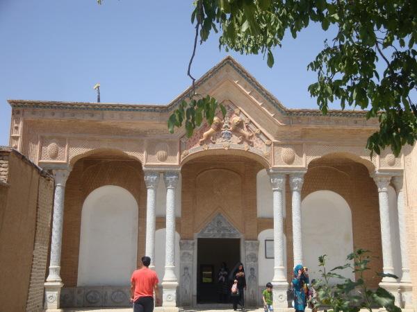 Castle Chaloshtor. Shahrekord. Iran