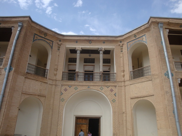 Amir Mofakham castle.Shar Kord. Iran