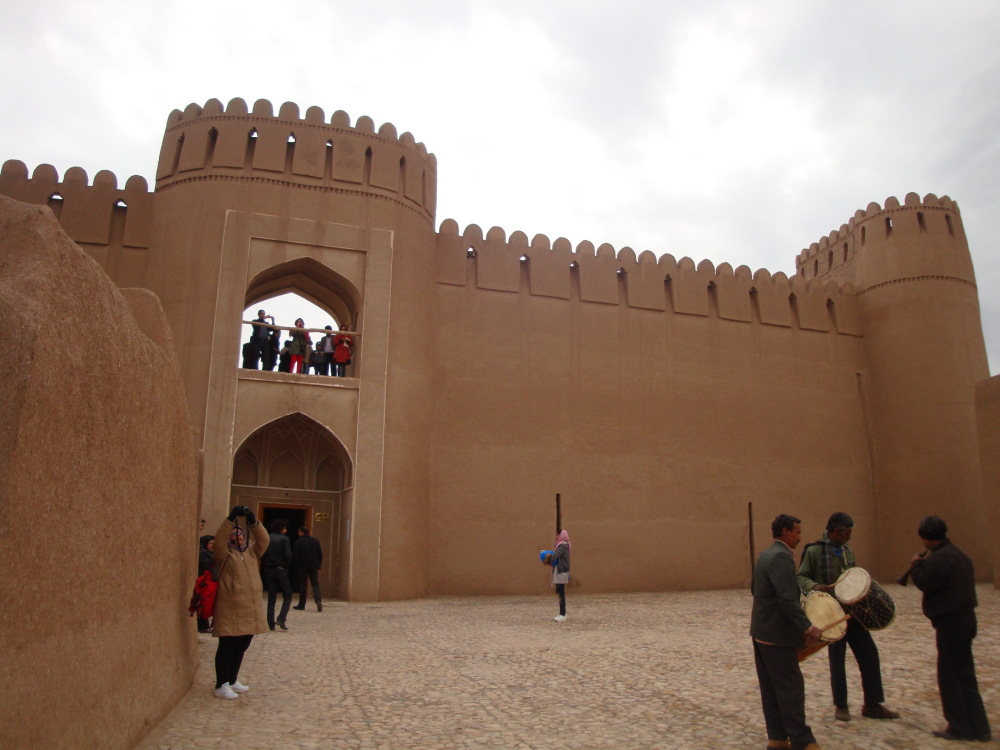 Rayen Castle .kerman. Iran