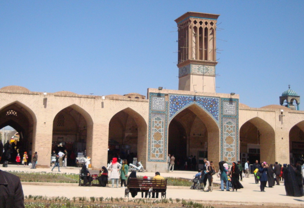 Kerman market..krman .Iran