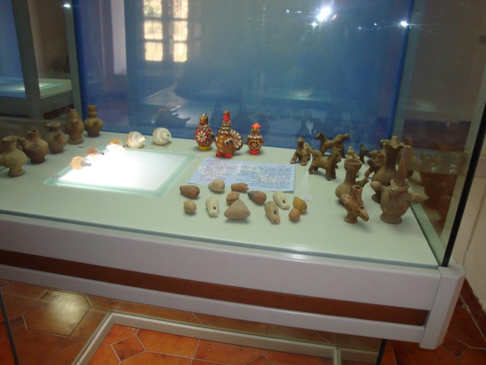 Harandi museum. Kerman. Iran.