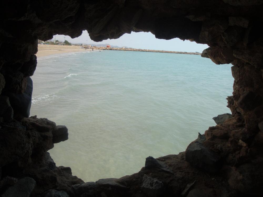 Port Kong.Hormozgan.Iran