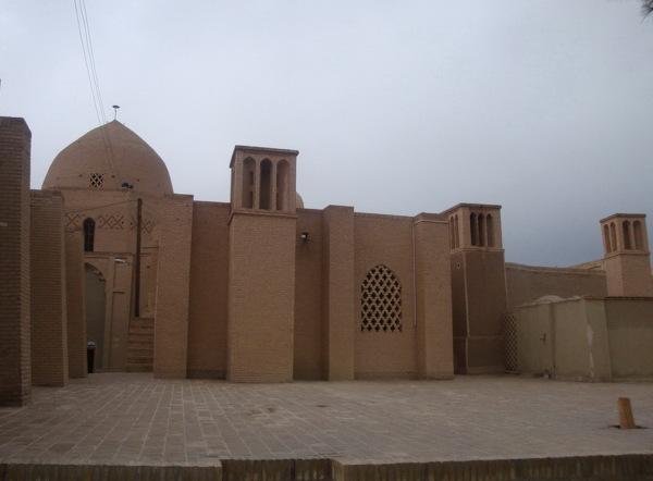 Mosque of Naiin.Yazd.Iran