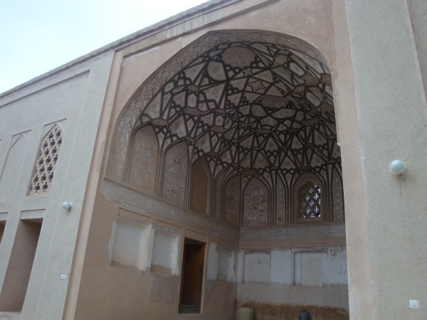 Mosque of Naiin.Yazd.Iran