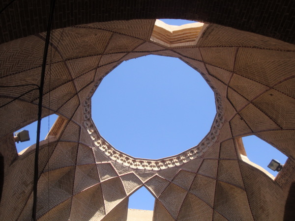 Museum of Art. Yazd. Iran.