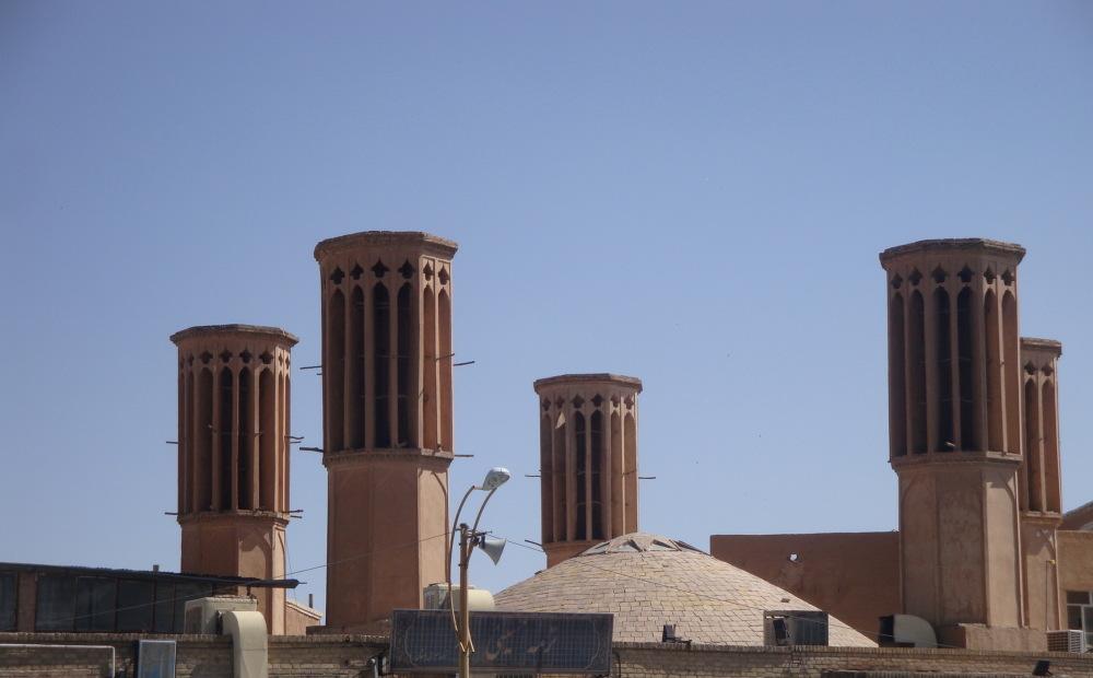 Yazd. Iran.