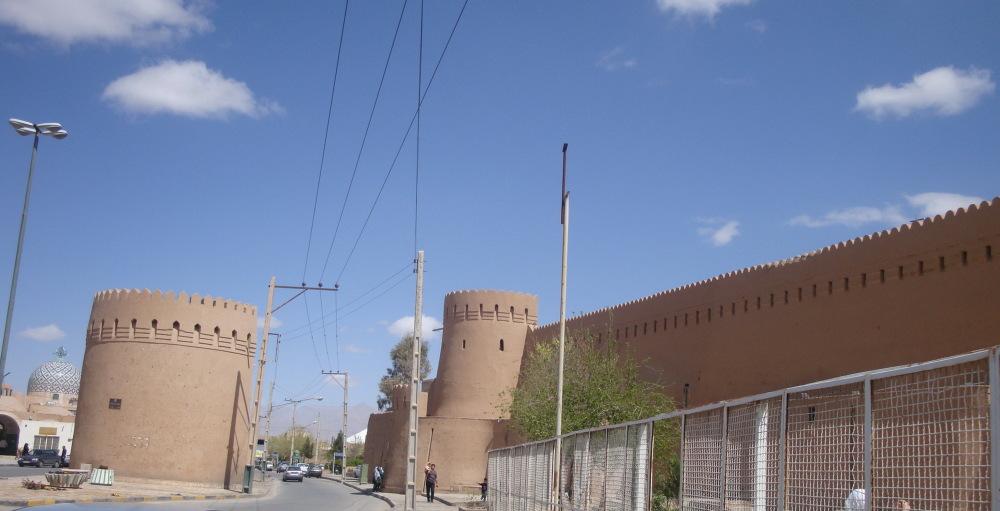 Fort .Yazd.Iran