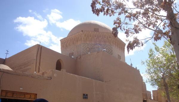 Iskandar Prison. Yazd.Iran