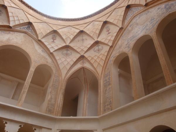 Tabātabāei House. kashan .Iran