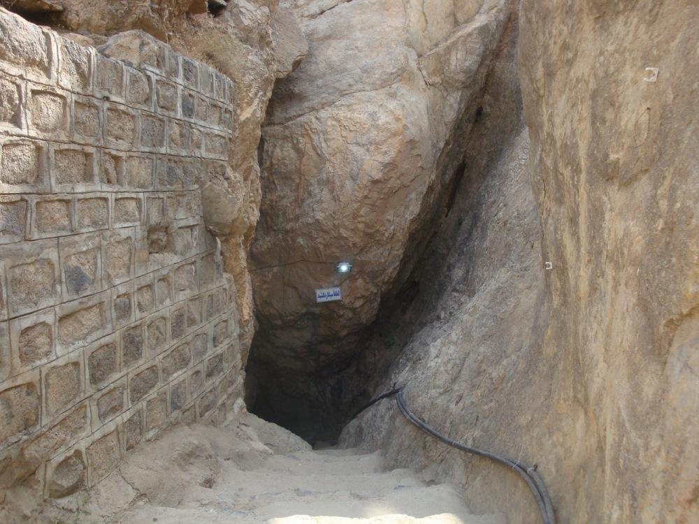 Sahoolan cave. Mahabad. Kurdistan.Iran