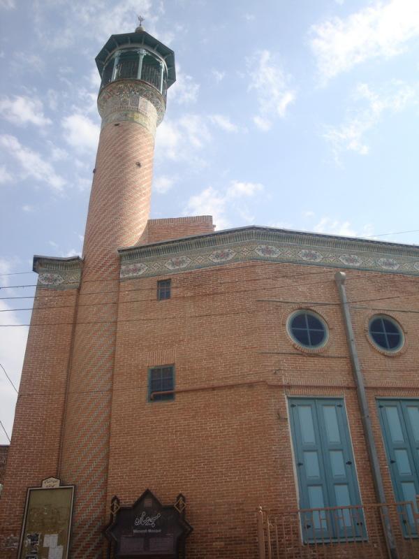 Mosque .Urmia.Iran