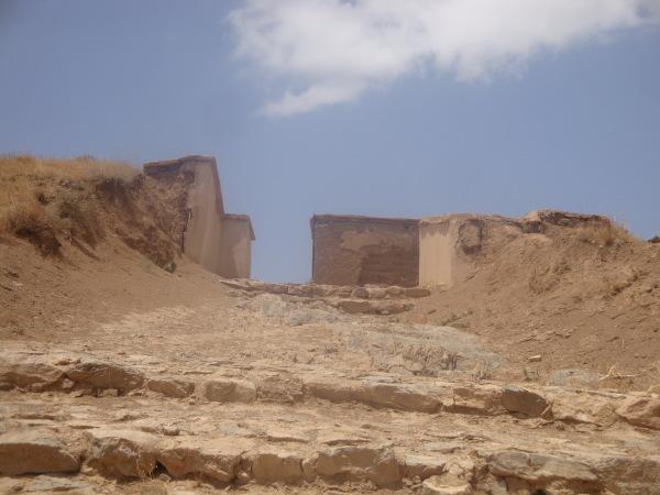 Ziviyeh Castle .saghez .kurdistan.Iran