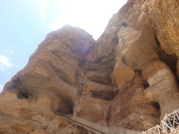 Karaftu cave .Divandarreh .kurdistan.Iran