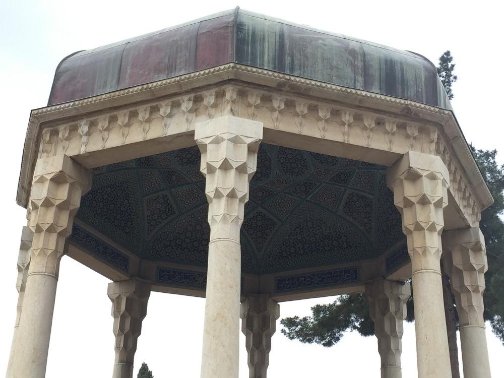 Hafeziyeh. Shiraz . Iran.