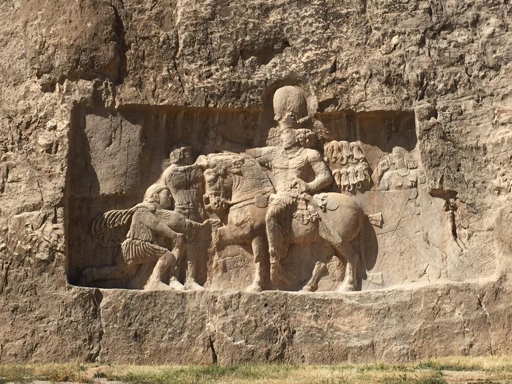 Naqsh-e Rustam. Shiraz . Iran.