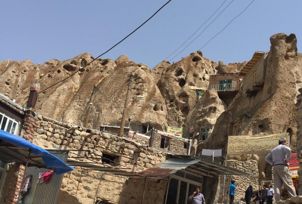 Kandovan, Osku .East Azarbaijan . Iran.