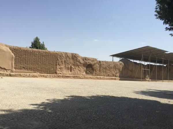 Ferdowsi's tomb.  Tus. Mashhad