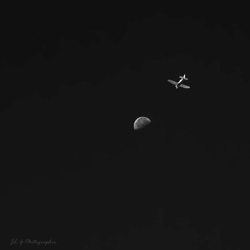 J'ai demandé à la Lune ...