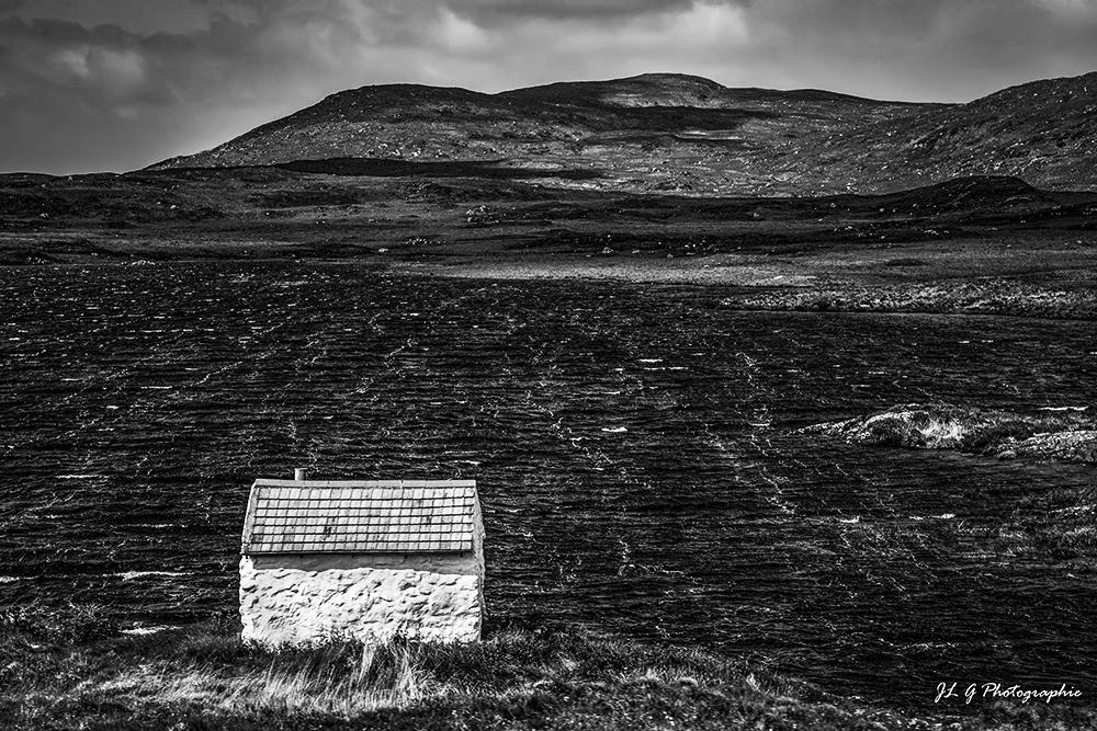"""La petite maison dans le """"Connemara"""""""