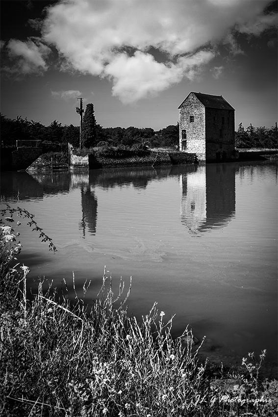 Ancien moulin à eau ...