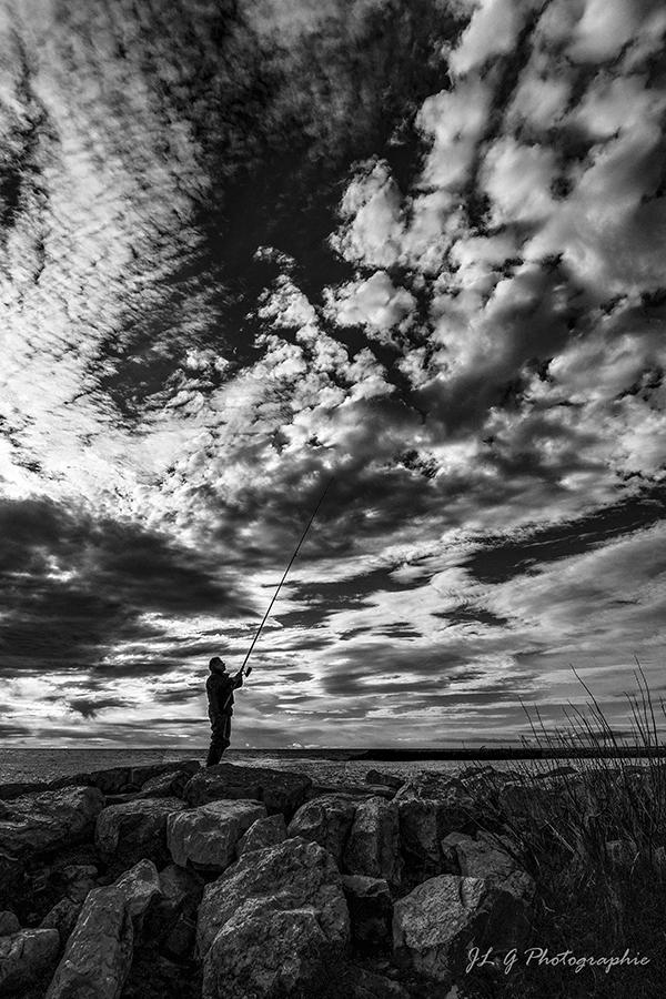 Le pêcheur de nuages ...