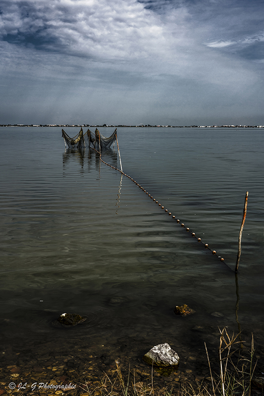 La pêche aux filets ...
