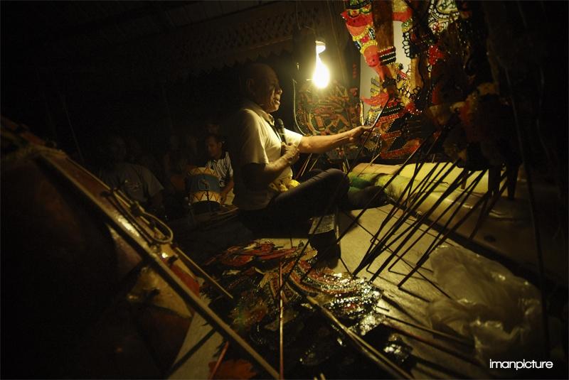 wayang kulit malaysia kelantan kelate