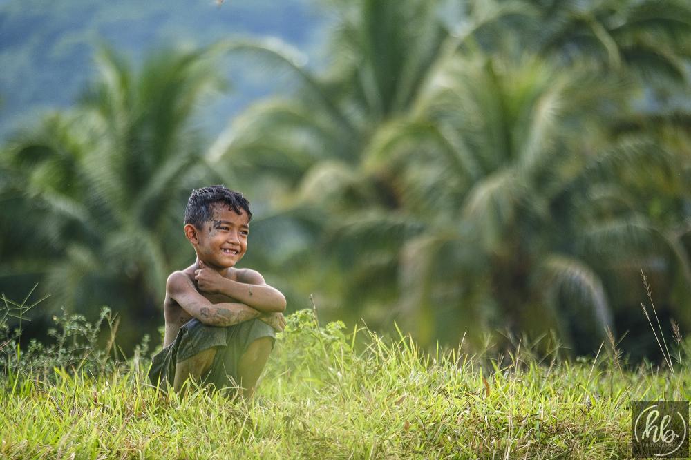 Kampung Boy from Village