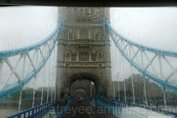 The Bridge through the Rain